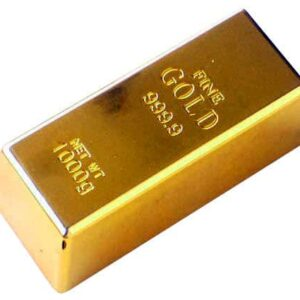 1 kg Pure Assorted Gold Bar Front 1