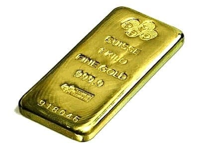 1 Kg Pure Assorted Gold Bar
