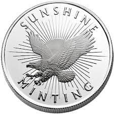 Sunshine Mint Rounds front