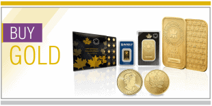 buy gold banner