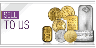 sell gold and silver to us banner