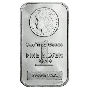 Assorted 1 oz Silver Bars