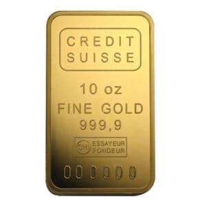 Assorted 10 oz Gold Bar