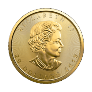 Royal Canadian Mint 1/2 oz Gold Maple Leaf