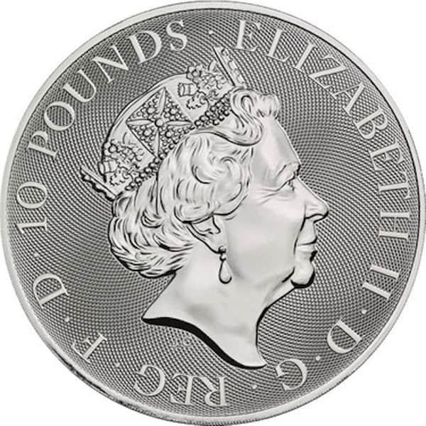 2021 Valiant Silver Coin Back