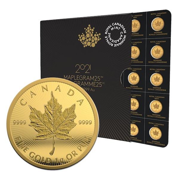 2021 Maplegram Pack