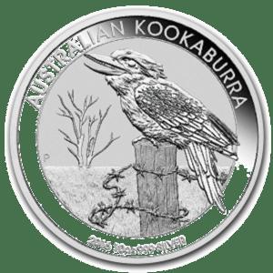 2016 Australian Kookaburra 10 oz Silver Coin
